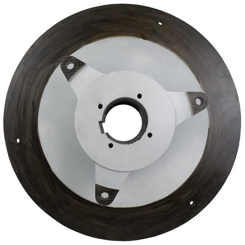 Rotores de freno metálicos