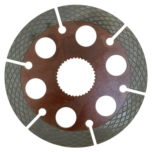 ICP Graphite Friction Plates